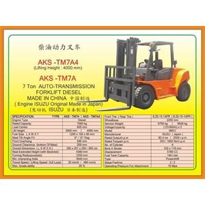Forklift TM 7A4