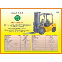 Forklift TN 3.5A