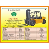 Forklift TN 10A 1