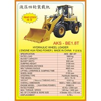 Wheel Loader BE1.8T