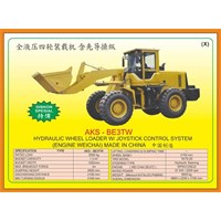 Wheel Loader BE3TW