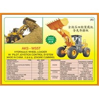 Wheel Loader WS5T