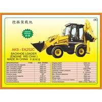 Excavators EK252C 1