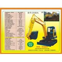 Excavators WS60Y 1