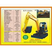 Excavators WS60Y