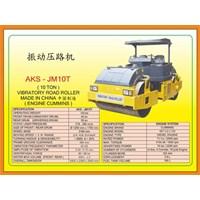 Mesin Pemadat Tanah JM10T 1