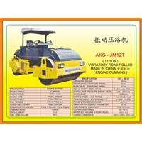 Mesin Pemadat Tanah JM12T