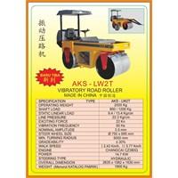 Mesin Pemadat Tanah LW2T 1