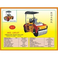 Mesin Pemadat Tanah LW3.5T