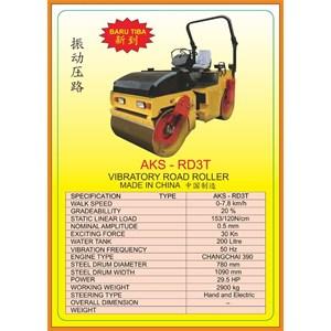 Mesin Pemadat Tanah RD3T