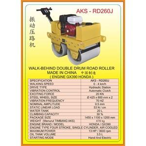 Mesin Pemadat Tanah RD260J