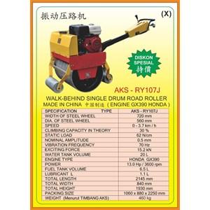 Mesin Pemadat Tanah RY107J