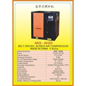 Kompresor Angin dan Suku Cadang AH20