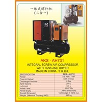 Kompresor Angin Dan Suku Cadang AH731 1