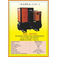 Kompresor Angin dan Suku Cadang AH1531 1