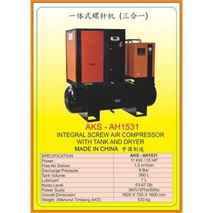 Kompresor Angin dan Suku Cadang AH1531