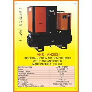 Kompresor Angin dan Suku Cadang AH2031
