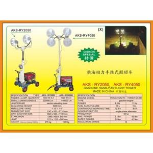 Alat Alat Mesin HandPush Light Tower RY2050