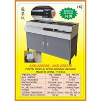 Alat Alat Mesin Paper Cutting Machine & Book Binding AB5036 1