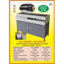 Alat Alat Mesin Paper Cutting Machine & Book Binding AB5036