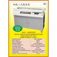 Alat Alat Mesin Paper Cutting Machine & Book Binding AB6042D 1