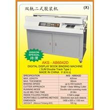 Alat Alat Mesin Paper Cutting Machine & Book Binding AB6042D