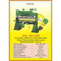 Alat Alat Mesin Paper Cutting Machine & Book Binding XM1150M 1