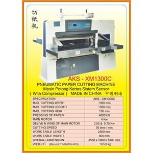 Alat Alat Mesin Paper Cutting Machine & Book Binding XM1300C