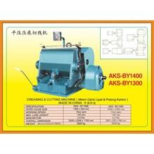 Mesin Pemotong Creasing & Cutting Machine BY1400
