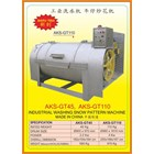 Alat Alat Mesin Industrial Washing Snow Pattern GT45 1