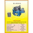Alat Alat Mesin Centrifugal Hydro Extractor KCG50 1