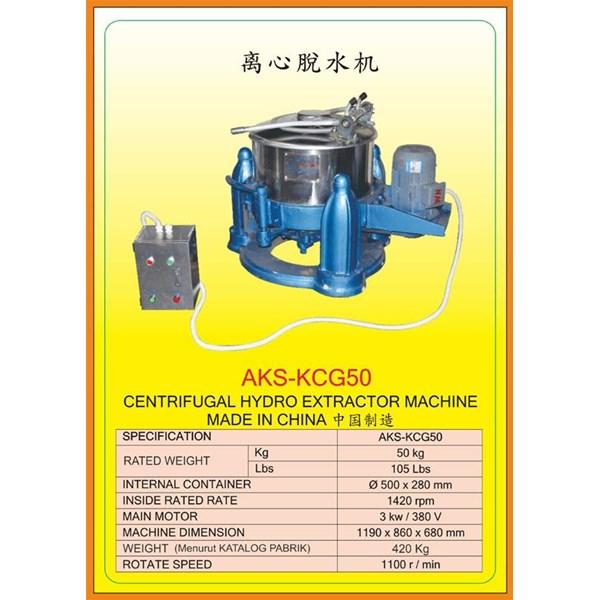 Alat Alat Mesin Centrifugal Hydro Extractor KCG50