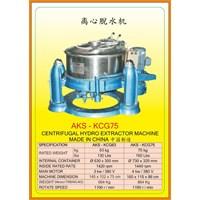 Jual Alat Alat Mesin Centrifugal Hydro Extractor KCG75