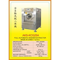 Alat Alat Mesin Washer Extractor Drying Machine KCG25A 1
