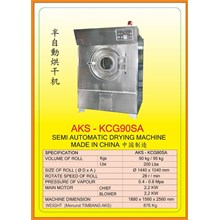 Alat Alat Mesin Washer Extractor Drying Machine KCG90SA