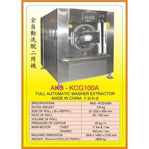 Alat Alat Mesin Washer Extractor Drying Machine KCG100A