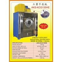 Alat Alat Mesin Washer Extractor Drying Machine KCG135HE 1