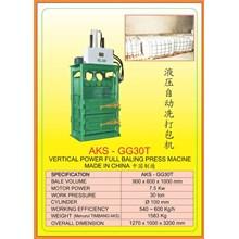 Mesin Press Vertical Baling Power press GG30T