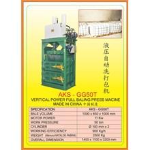 Mesin Press Vertical Baling Power press GG50T