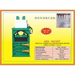 Mesin Press Vertical Baling Power press GG100T