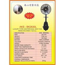Alat Alat Mesin Centrifugal Mist Fan BK2630L