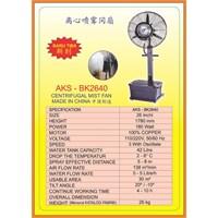 Alat Alat Mesin Centrifugal Mist Fan BK2640L 1