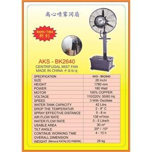 Alat Alat Mesin Centrifugal Mist Fan BK2640L