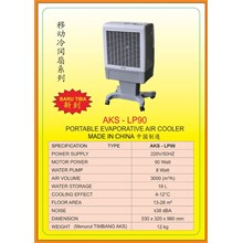 Alat Alat Mesin Portable Evaporative Air Cooler LP90
