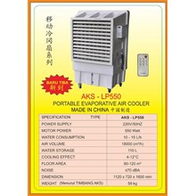 Alat Alat Mesin Portable Evaporative Air Cooler LP550