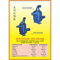 Alat Alat Mesin Self-Primming Centrifugal Pump RIS2AB 1