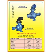 Alat Alat Mesin Self-Primming Centrifugal Pump RIS4 1