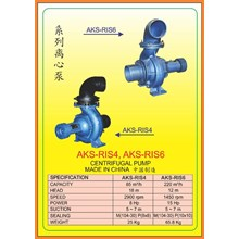 Alat Alat Mesin Self-Primming Centrifugal Pump RIS4
