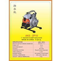 Alat Alat Mesin Water Pump ZP10 1