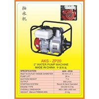 Alat Alat Mesin Water Pump ZP20 1
